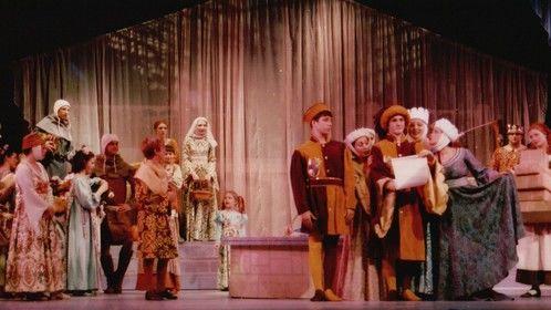 Cinderella- in the Ensemble
