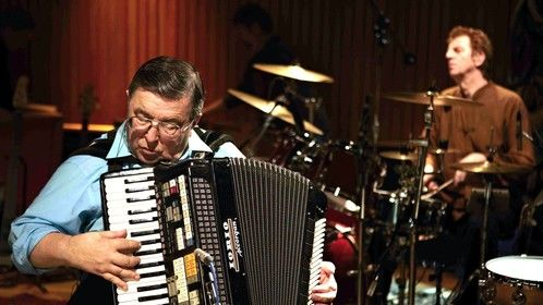 Jazz Accordionist Dave Miotke with Drummer Celso Alberti