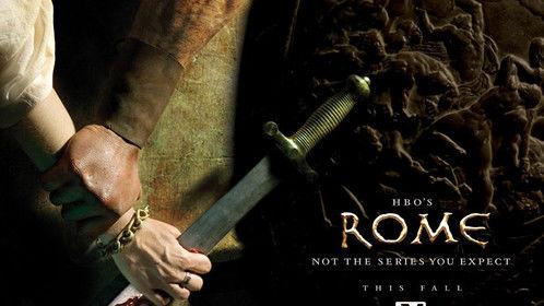 HBO Rome Ad Campaign & Billboards - winner of Promax Gold