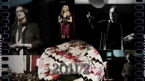 Cinema awards event organized by me (Portugal Fantástico) and Cineuphoria (2012)