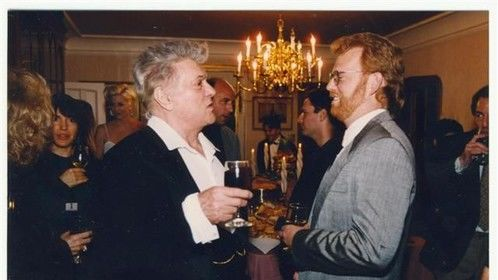 Tony Curtis and Peter Jones.