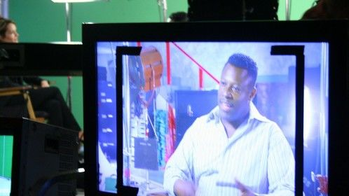 Starz Interview -the VFX of Talladega Nights
