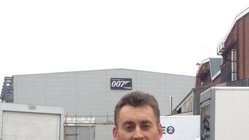 Pinewood Studios 007 Sound Stage