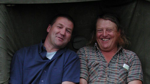 James and Phil Harding