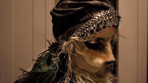 as a fox in Nara Denning's new film