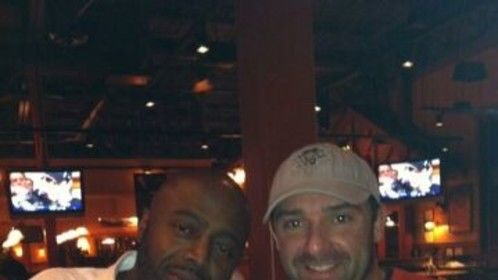 Donnell (Ashy Larry) Rawlings and Shaun O'Donnell