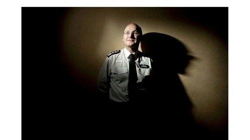 ©Neil Turner. Sir John Stephenson, Metropolitan Police Commissioner