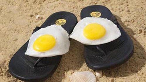 sunny side up - le flip flop