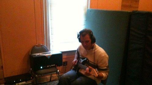 Tod Shay (Zodlounge) at Quad studio Nashville