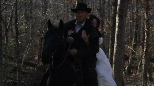 Cold Tracker (2012) - still on horseback with Mandy Fason
