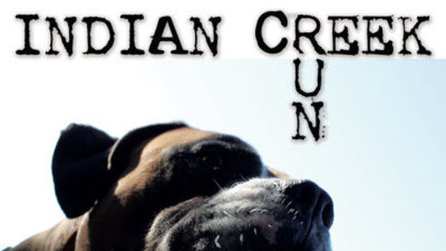Indian Creek Run - poster idea # 1 - Watch here: https://vimeo.com/56132935
