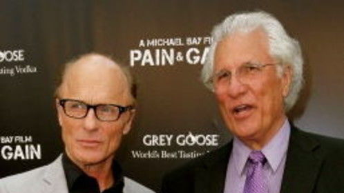 Ed Harris and Ed DuBois - Miami Premiere of Pain and Gain 4/11/13