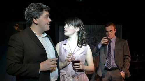 Party Time. By Harold Pinter. Directed by Joshua W. Kelley