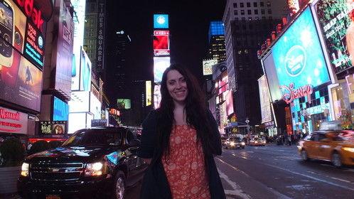 Penta Pitches First Trip to the USA (NY, NY) 2013