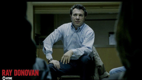 As Kevin in Ray Donovan Series Premiere