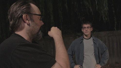 Director Randy Hall in conversation with Kevin Hayden (Milo) -- Links & Pins