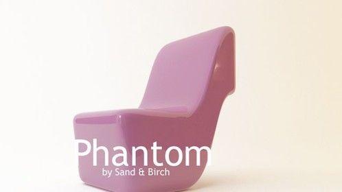 Phantom Pink by Sand & Birch