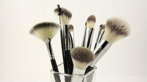 Professional Makeup Brush Collection