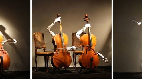 Self-Playing Orchestra