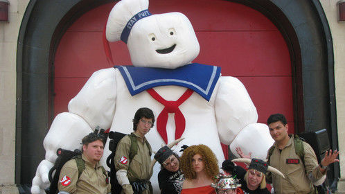 13' Stay Puft