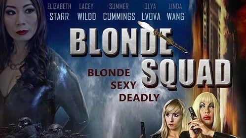 Blonde Squad film poster