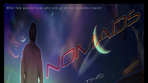 Poster for Nomads of the Forbidden Realm