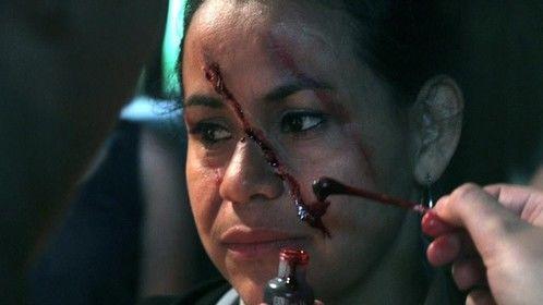Zombie - Dead Girls Makeup