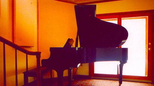 Studio Unicorn Grand Piano