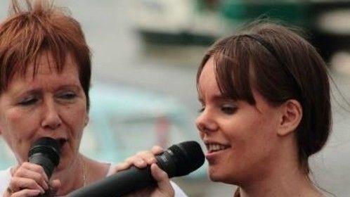 Singer Nienke van de Haar