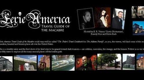 Associate Producer for Eerie America