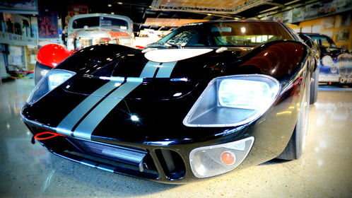 Mclaren/Hulme Replica GT40 Winning Car