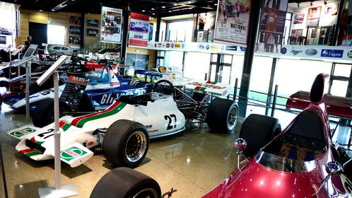Highlands Motorsport Museum, Cromwell, NZ