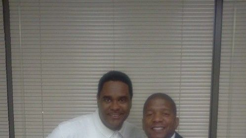 Mr. Paul Dunn & Demarcus Roberts