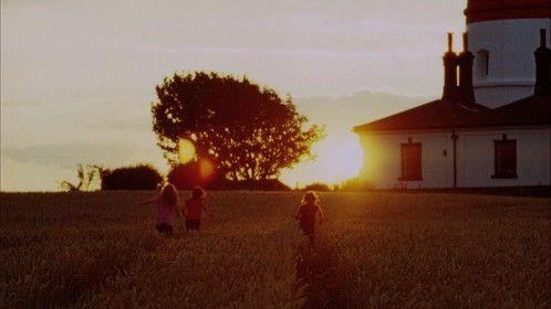 Still from 'into the silent land' 16mm short film.