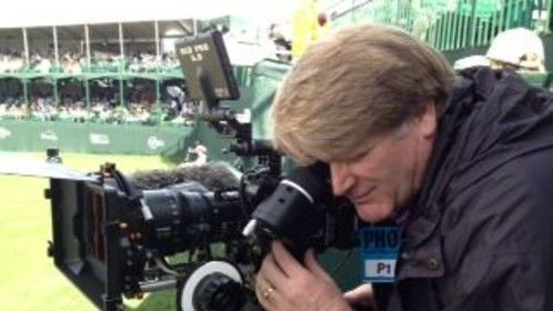 Shooting the Red Epic Phoenix Open