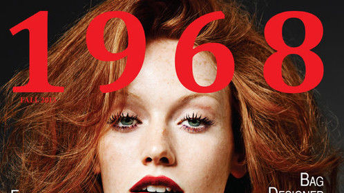 1968 Magazine - Fall 2013 - Cover