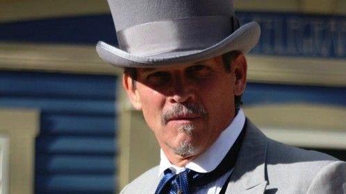 Richard Cutting (as Joshua Carter), in Day Of The Gun, Dir. Wayne Shipley