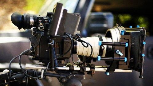 My Camera Rig.