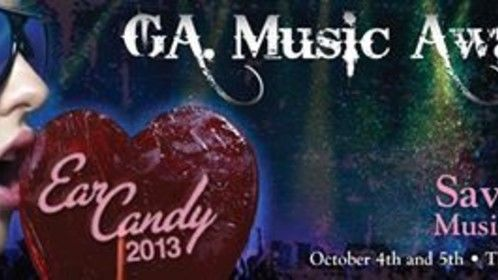 GA Music Awards - Savannah music festival - Ear Candy