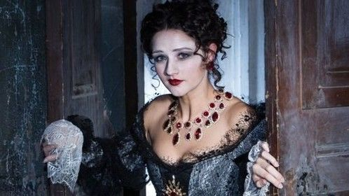 Grace Rowe as Estella in my 'Great Expectations'