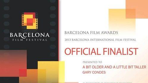 Barcelona Film Festival 2013