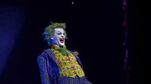 Joker in Batman Live: World Arena Tour