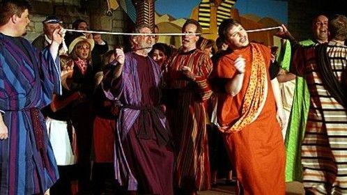 Joseph and the Amazing... (Issachar | 2007)