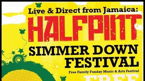 Simmer Down International Reggae Festival