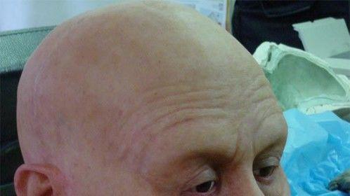 silicon head