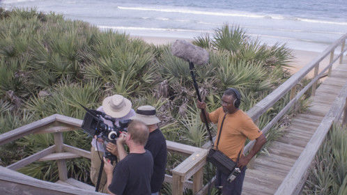 Shooting 'The Beach House' due for Halloween 2013.