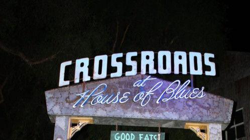 House of Blues Sunset