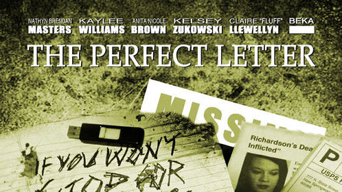 The Perfect Letter poster is finally here!