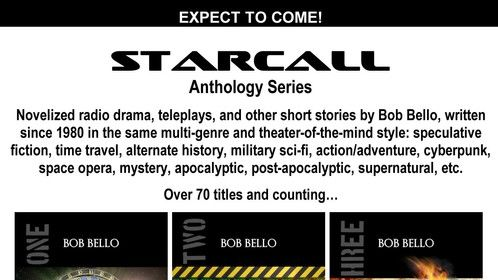 Starcall Anthology