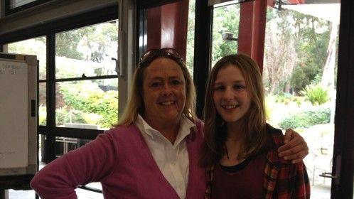 with Lisa Beach